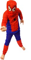 KFD Spider Super Hero Kids Costume Wear
