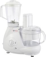 Bajaj Fx11 600 Juicer Mixer Grinder(White, 3 Jars)