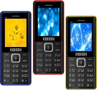 1+1=2 D3 Pack of Three Mobiles(Blue $$ Red $$ Yellow) - Price 1969 17 % Off