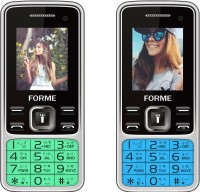 Forme N9+ Combo Of Two Mobile(green & Blue)