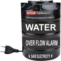View HITLER GERMANY Branded Water Overflow Alarm Wired Sensor Security System Home Appliances Price Online(HITLER GERMANY)