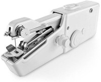 View Karma Hand-Held Cordless Stapler Portable Sewing Machine For Cloth & Garment Stitching Electric Sewing Machine( Built-in Stitches 5) Home Appliances Price Online(Karma)