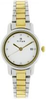Titan 2572BM01  Analog Watch For Unisex