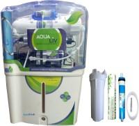 View Aqua Fresh Aqua Liv 12 RO + UV + UF + TDS Water Purifier(White) Home Appliances Price Online(Aqua Fresh)