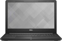 Dell Vostro 15 3000 Core i5 7th Gen - (8 GB/1 TB HDD/Linux) 3568 Laptop(15.6 inch, Black, 2.18 kg)