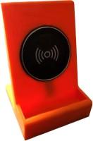 3idea iPhone X Wireless Charging Stand Dock(Tangerine)