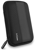 Airplus Pocket Drive Pouch 2.5 inch External Hard Disk Cover(For Sony,Hitachi, iomega, Toshiba, Dell, Lenovo, HP,, Black)