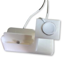 3idea Dock Integrated Watch Charging Station Dock(White)