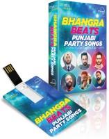 Music Card: BHANGRA BEATS- Punjabi Party Songs Pendrive Standard Edition(Punjabi - Yo Yo Honey Singh, Gippy Grewal, Deep Money, Diljit Dosanjh, Mankirt Aulakh Feat Dj Flow, Jassi Gill, Mankirt Aulakh, Jassie Gill, Akhil, Muzical Doctorz Sukh-E, Parmish Verma, Kulwinder Billa, Millind Gaba, Muzical D