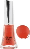 Glam Girlz nail polish Peach(9 ml) - Price 129 56 % Off