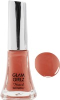 Glam Girlz nail polish Nude(9 ml) - Price 129 56 % Off