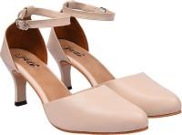 Jade Women Cream Heels
