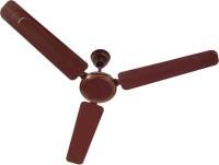 USHA New Zen Brown 1200 mm 3 Blade Ceiling Fan(Brown, Pack of 1)