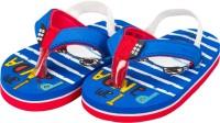 Meemee Boys & Girls Slip On Slipper Flip Flop(Blue)
