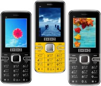 1+1=2 D4 Pack of Three Mobiles(Black $$ Yellow $$ Red) - Price 2159 28 % Off