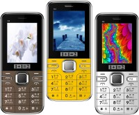 1+1=2 D4 Pack of Three Mobiles(Coffee $$ Yellow $$ White) - Price 2159 28 % Off