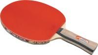 GKI EURO HYBRIDZ Table tennis Multicolor Table Tennis Racquet(Pack of: 1, 196 g)