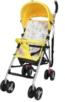 Sunbaby Smart Echo Buggy(No Recline position, Yellow, Black)