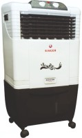View Singer Aviator Junior Personal Air Cooler(White, 30 Litres) Price Online(Singer)