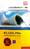 Handbook on Civil Engineering ESE, GATE, PSUs & Other Competitive Exams(Paperback, Made Easy)