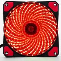 BBC 33LEDFAN120MM Cooler(RED LED)