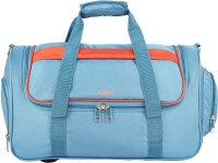 Safari (Expandable) GRIDDF55DFTEA Travel Duffel Bag(Green)