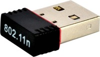 SS SS-WIFI450MBPS-01 USB Adapter(Black)