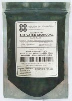 heilen Biopharm Activated Charcoal Powder ( Face Pack )(100 g) - Price 145 38 % Off