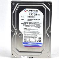 View consistent 250 250 GB Desktop Internal Hard Disk Drive (250gb) Price Online(consistent)