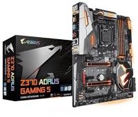 GIGABYTE Z370 AORUS Ultra Gaming Motherboard(Black)