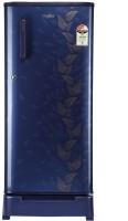 Whirlpool 190 L Direct Cool Single Door 3 Star Refrigerator(Sapphire Fiesta, WDE 205 ROY 3S)   Refrigerator  (Whirlpool)