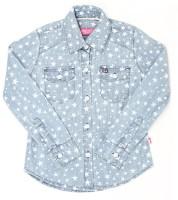 London Fog Girls Printed Casual Shirt