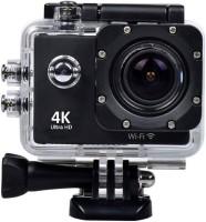 kaykon WiFi 4K Action Camera - 16.0 Mega Pixels 4K WiFi Action Camera SportsCam Ultra HD Supports 64 GB Micro SD Card 16.0 Mega Pixels 2.0 LCD Screen 30M Waterproof Action Camera -