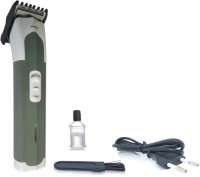 ProBeard Genne! GM-676 Gray Professional Rechargeable Hair Clipper, Shaver Cordless Trimmer for Men(Multicolor)