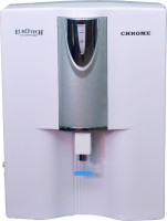 View EUROTECH CHROME 9 RO + UV + UF + TDS Water Purifier(White)  Price Online