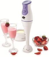 BMS Lifestyle BMS-H02 200-Watt 200 Hand Blender(White)