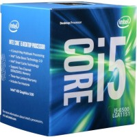 Intel 3.7 LGA 1151 BX80677I57500 Processor(White, Blue)