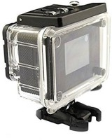 BELLEXX ACTION CAMERA WATER PROOF AND WATER SPOT CAMERA IN HD Sports and Action Camera(Black 12 MP)