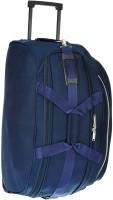 Pronto PR0030155-BL|PRONTO TURIN DUFFLE TROLLEY 55 BLUE Travel Duffel Bag(Blue)