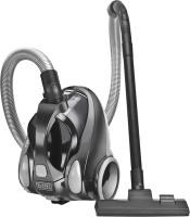Black & Decker VM1450-B5 Dry Vacuum Cleaner(Metallic Silver)