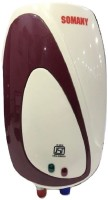 View somany 3 L Instant Water Geyser(ivory, Maroon, 3 LITRE ABS INSTANT WATER HEATER) Home Appliances Price Online(SOMANY)