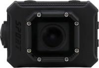 Hubert S9 4K Ultra HD Wifi Sports Action Camera 170 degree Sports & Action Camera(Black)