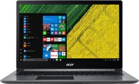 Acer Swift 3 Core i5 8th Gen - (8 GB/1 TB HDD/128 GB SSD/Windows 10 Home/2 GB Graphics) SF315-51G Laptop(15.6 inch, STeel Grey, 2.1 kg)
