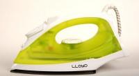 Lloyd Ll1060AS 1250 Watts Steam Iron (Green) 1250 Steam Iron(Green)