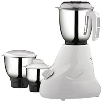 Butterfly Rhino 3 Jar 550 Mixer Grinder(White, 3 Jars)