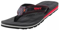 Sparx SFG 539 Black D.grey Slippers