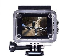 BELLEXX ACTION CAMERA WATER PROOF AION CAMERA IN HD 1080PND ACT Sports and Action Camera(Black 12 MP)