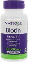Natrol Biotin 10,000 mcg - 100 Nos(100 No)