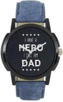 MAPA STYLE Stylish Look Designer Lorem Boys Blue Analog watch MPSTYLE 073 Hybrid Watch  - For Men