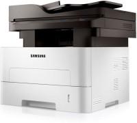 Samsung SL-M2876ND Multi-function Printer(White, Toner Cartridge)